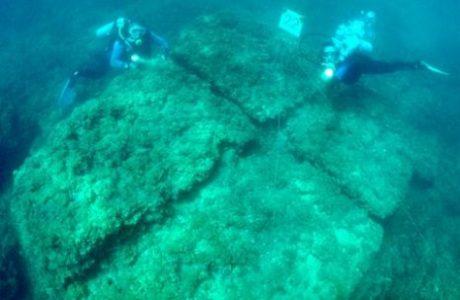 אתר צלילה ארכיאולוגי תת ימי – מסלול ג